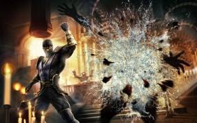 Обои Fatality: Mortal Kombat, MK, Ermac, Fatality, Фаталити, Mortal Kombat