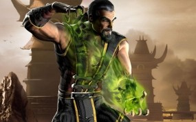Mortal Kombat - Шан Цунг