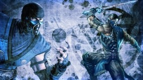 Обои Sub-zero: Игра, Mortal Kombat, Sub-Zero, Файтинг, Mortal Kombat