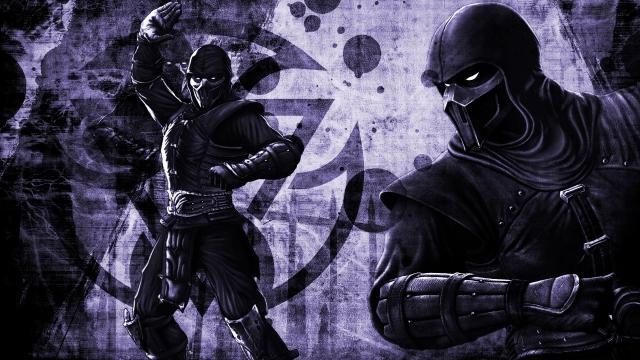 Mortal Kombat - Noob Saibot