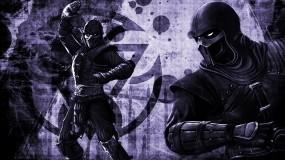 Обои Mortal Kombat - Noob Saibot: Игра, Mortal Kombat, Noob Saibot, Файтинг, Mortal Kombat