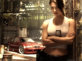 Обои Need For Speed Most Wanted: Гараж, Need For Speed, Most Wanted, NFS