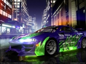 Mitsubishi Eclipse from NFSU Intro