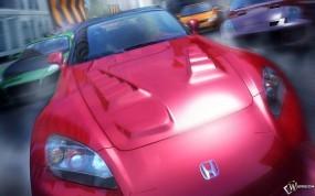 Обои NFS Honda: , NFS