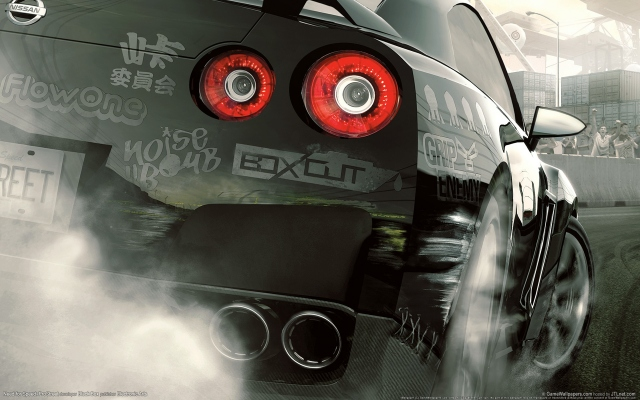 Need For Speed - Nissan Skyline OverTuned