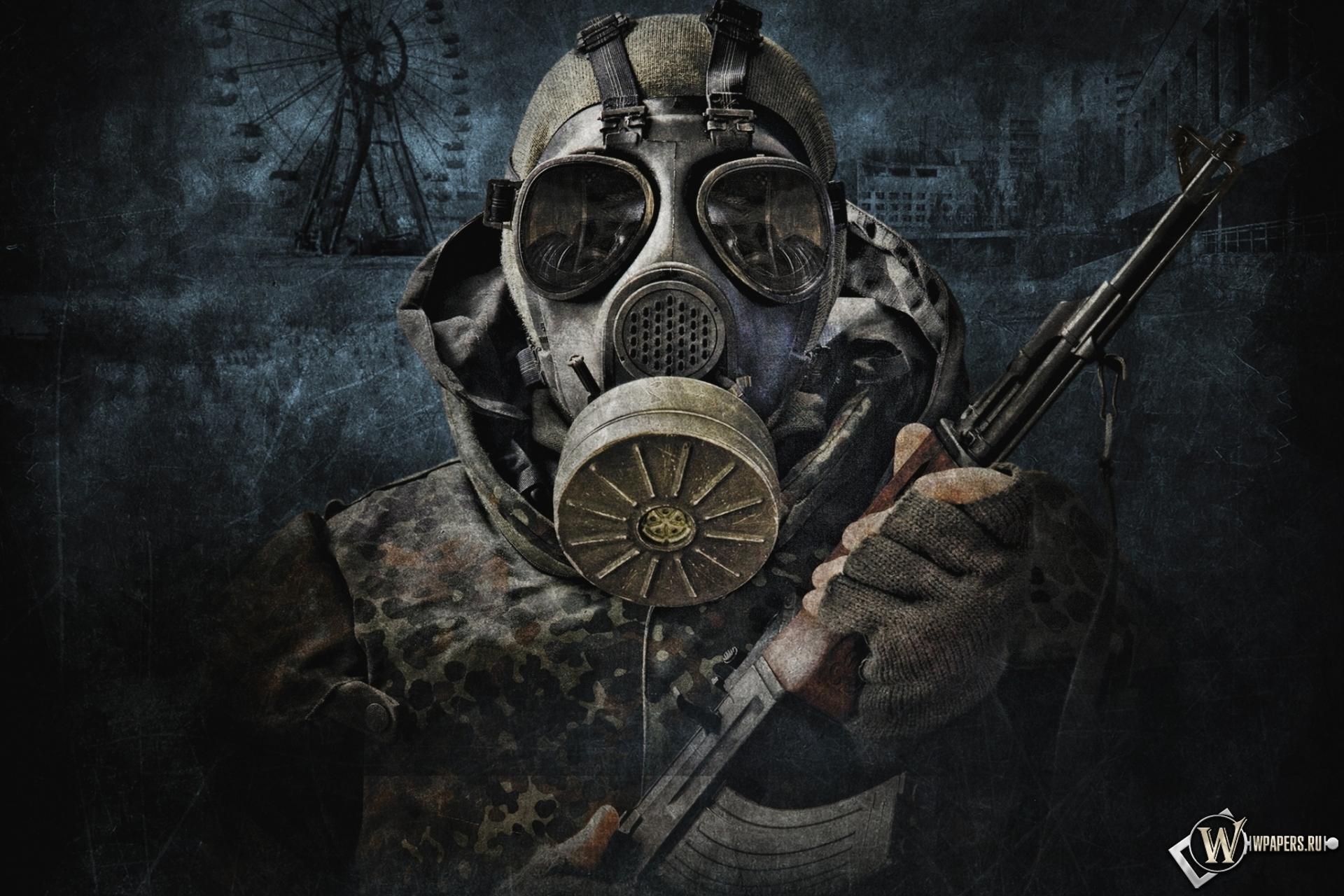 Игры для VIP  Скачать STALKER Call of Pripyat