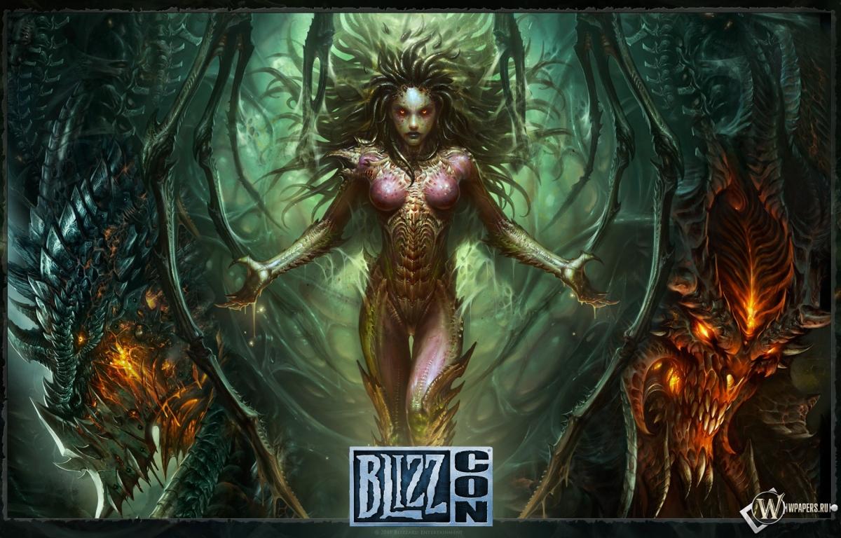 StarCraft 2 1200x768