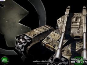 Обои GDI танк: Tiberium Wars, C&C, GDI, C&C