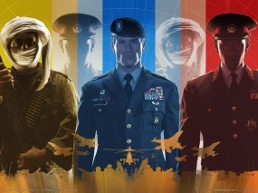 Обои Generals: C&C, Стратегия, Generals, C&C