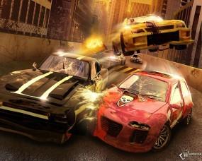 Обои Burnout: Гонки, Burnout, Авто из игр