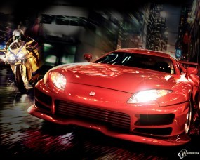 Обои Midnight Club 2: Midnight Club, Авто из игр