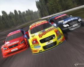 Обои Race Driver: Гонки, Спорткары, Race Driver, Авто из игр