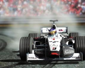 Обои Formula 1: Болид, Формула 1, Авто из игр
