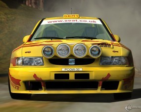 Обои Mobile 1 Rally Championship: Seat, Авто из игр