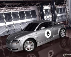 Обои Audi TT: Audi TT, Авто из игр