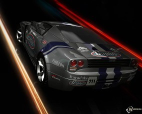 Обои Ridge Racer 6: Ridge Racer, Авто из игр