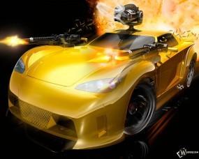 Обои Auto Assault: , Авто из игр