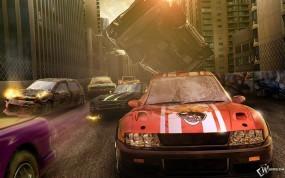 Обои Crash and Burn: Burnout, Авто из игр