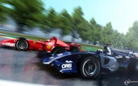 Обои Formula 1: Formula 1, Авто из игр