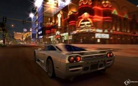 Обои Gran Turismo 4: Chevrolet Corvette, Gran Turismo, Авто из игр