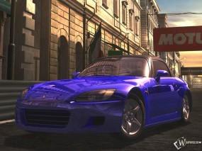 Обои Honda: Honda, Авто из игр