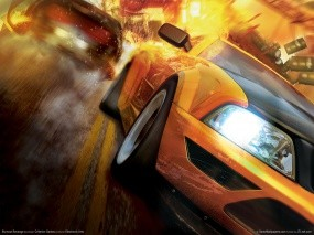 Обои Burnout: Burnout, Авто из игр