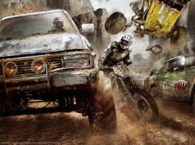 Обои MotorStorm: Гонки, MotorStorm, Грязь, Авто из игр