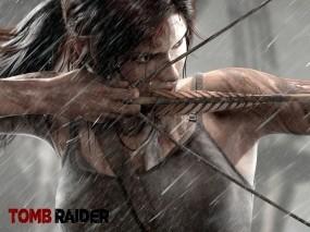 Обои Tomb Raider Lara Croft 2013: Девушка, Игра, Девушки из игр