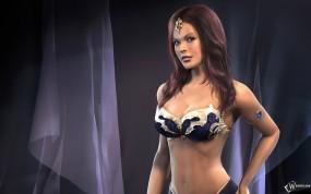 Обои EverQuest 2: EverQuest, Девушки из игр