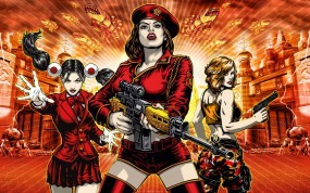 Red Alert 3 СССР