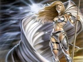 Обои Baldurs Gate: , Девушки из игр