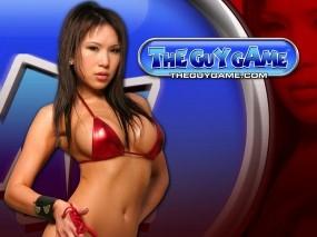 Обои The Guy Game: Бикини, Азиатка, The Guy Game, Девушки из игр