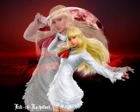 Обои Tekken: Боец, Tekken, Лили, Файтинг, Девушки из игр