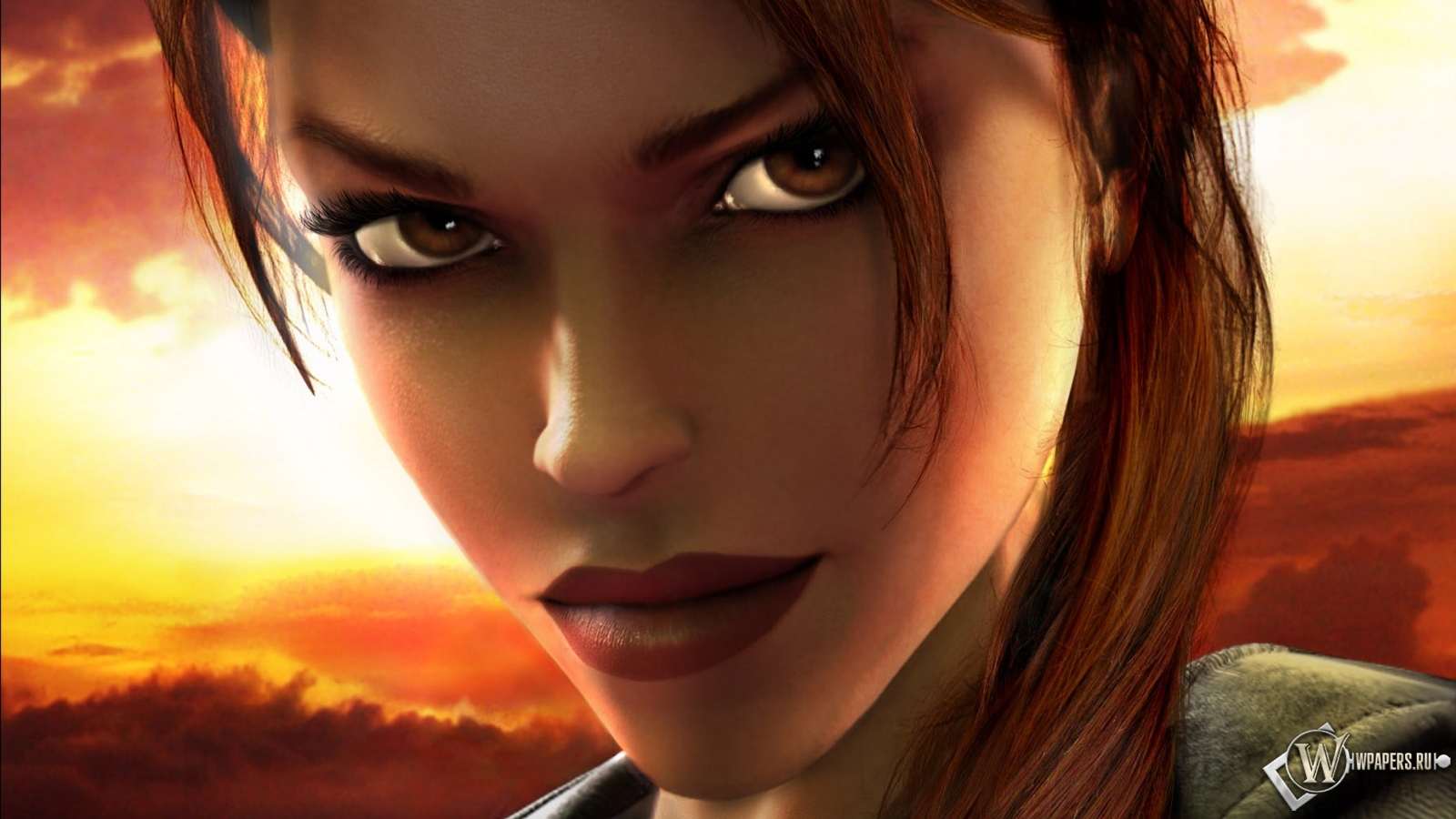Tomb raider legend 1600x900
