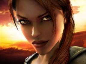 Обои Tomb raider legend: Tomb Raider, Девушки из игр