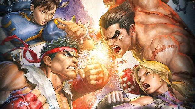 Street Fighter US Tekken