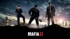 Обои Mafia 2: Mafia 2, Могила, Лопата, Убийцы, Другие игры