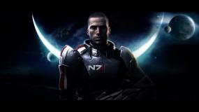 Обои Mass Effect: Космос, Игра, Mass Effect, Другие игры