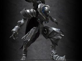 Обои RF Online: Металл, Робот, RF ONLINE, Другие игры