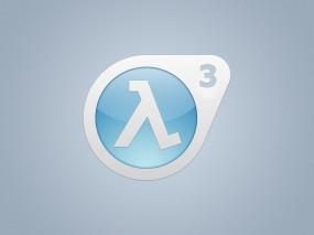 Обои Half-Life 3: Логотип, Half-Life, Другие игры