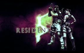 Обои Resident Evil 5 Gold: Resident Evil 5, Другие игры