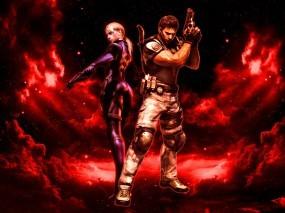 Обои Resident Evil 5 Space: Resident Evil 5, Другие игры