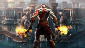 Обои God of War: God of War, Кратос, Другие игры