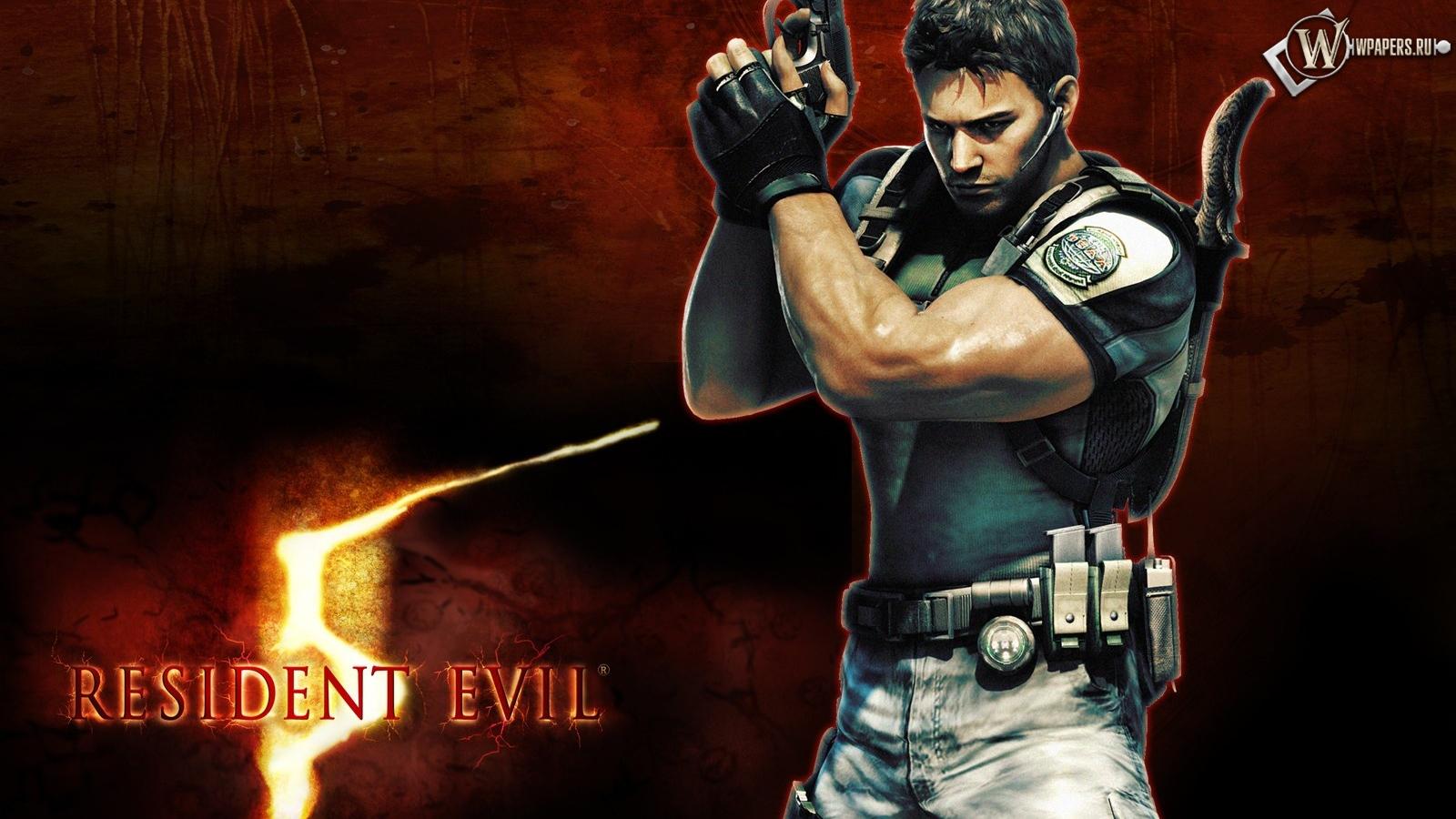 Resident Evil 5 1600x900