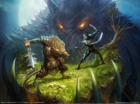 Обои Маджести 2: Бой, Majesty, Ниндзя, Другие игры