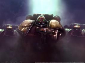 Обои Warhammer 40000 DoF 2 кровавые вороны: Warhammer, Космодесант, Другие игры
