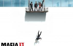Обои Мафия 2: Мафия, Гангстеры, Люлька, Летающий человек, Другие игры