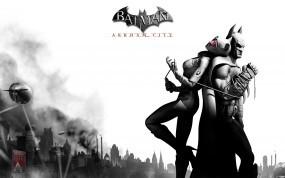 Обои Бэтмен: Бэтмен, Женщина-кошка, Другие игры