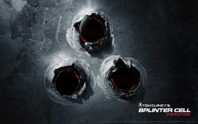 Обои Splinter cell: Splinter Cell, Conviction, Tom Clancy, Другие игры