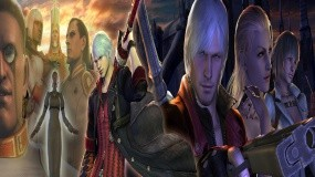 Обои Devil May Cry 4: Игра, Devil May Cry, Другие игры